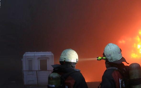 Hadımköy'de son dakika patlama yaralılar var