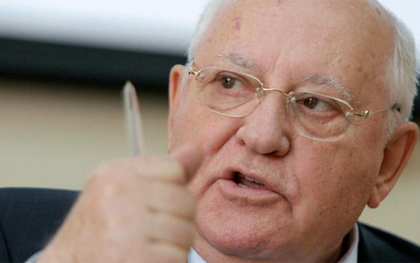 Mihail Gorbaçov'dan dünya savaşı kehaneti