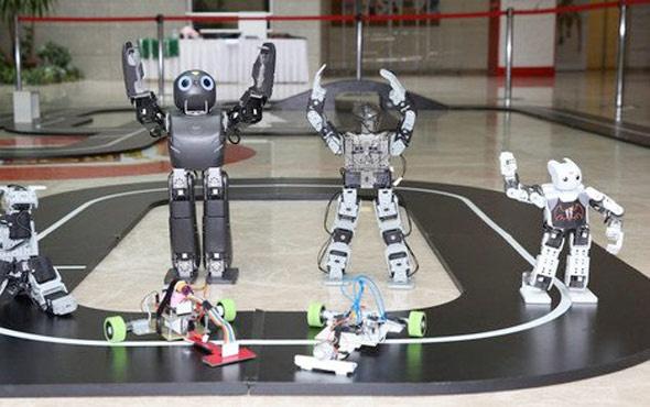 Yıldız Robocon, 25-26 Mart'ta yapılacak