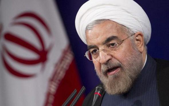 Ruhani'den Trump'a duvar tepkisi