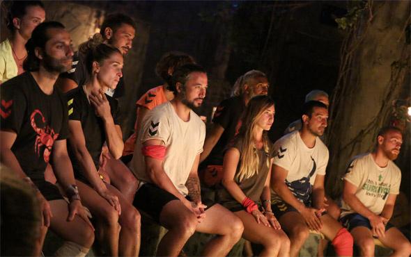 Survivor ünlüler şokta SMS sonuçları kim elenecek?
