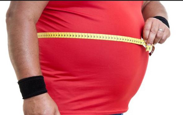 Türkiye obezitede ilk 10'a girdi!
