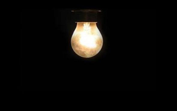 İstanbul'da elektrik kesintisi 2 Şubat 2017