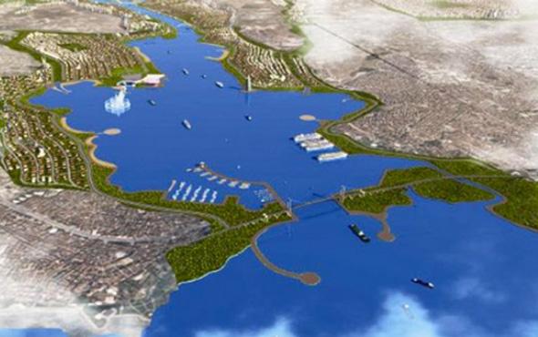 İstanbul için müthiş proje Kanal İstanbul'dan çıkacak hafriyatla...