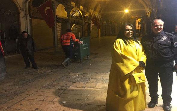 Bülent Ersoy gece yarısı Kapalı Çarşı'yı açtırdı