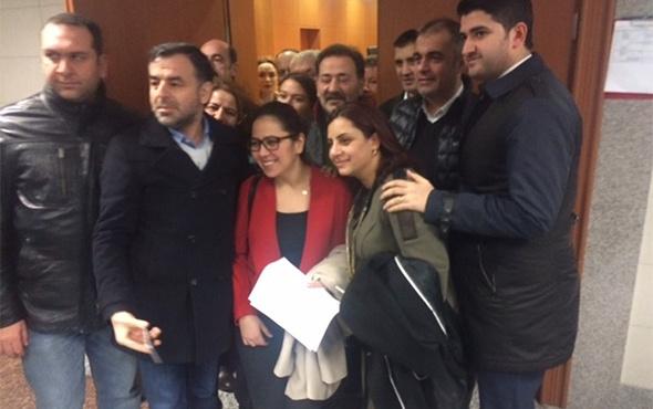 Gözaltına alınan CHP PM Üyesi Sera Kadıgil'e tutuklama talebi