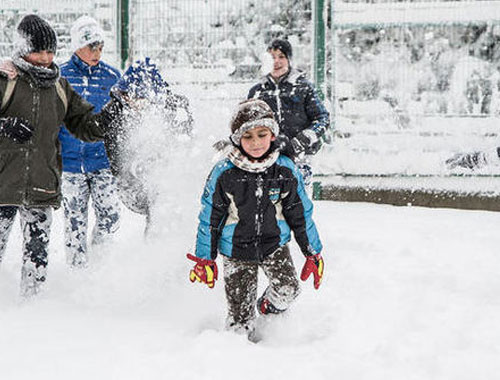 11 Ocak Denizli'de okullar tatil mi valiliğin kararı