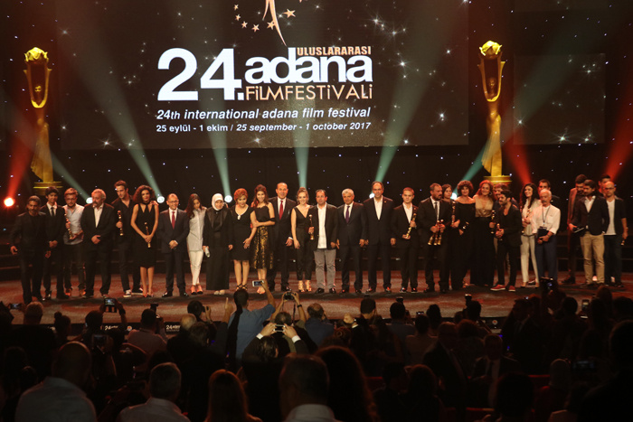 24. Uluslararası Adana Film Festivali'nde ödüller sahiplerini buldu - Sayfa 1