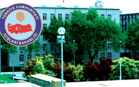 81 ilin valisi Ankara'ya çağrıldı! Bakanlıktan açıklama var