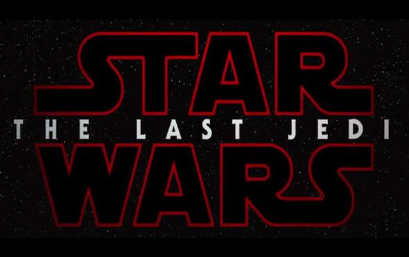 Star Wars: The Last Jedi fragmanı!