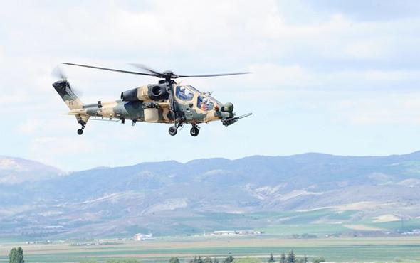 Atak helikopteri milli radara kavuşuyor