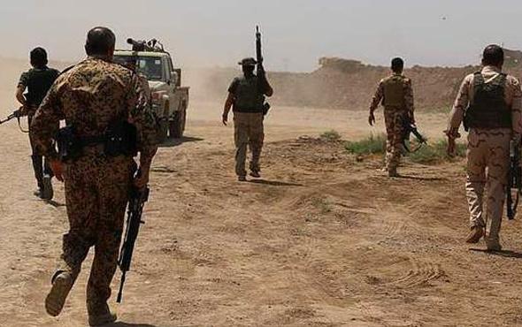 Barzani'nin oğlu silahları kuşanıp Kerkük'e geldi