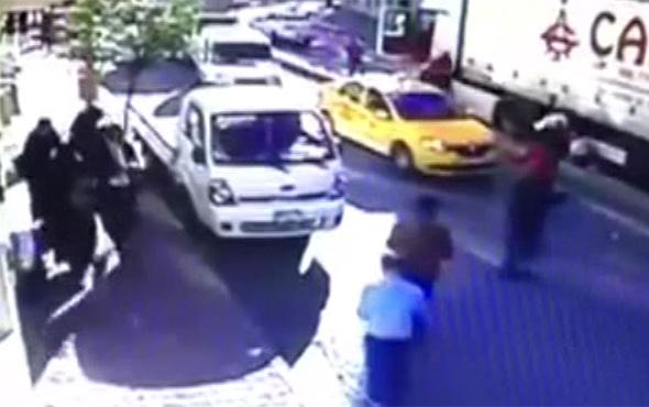 İstanbul'da korkunç kaza! Okuldan dönerken...