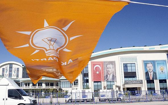 AK Parti MKYK'da flaş karar: İstifa etmeyenler...