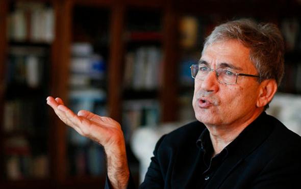 Pamuk: Politik bakımdan artık İstanbul'da yaşayamam