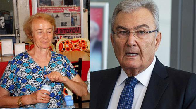 Deniz Baykal'ın eşi Olcay Baykal haberi alır almaz...