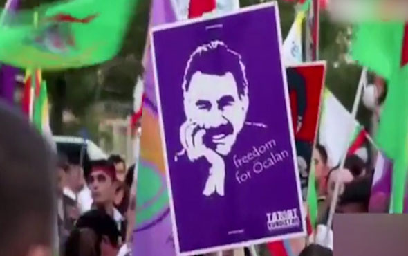 Alman polisinden alçak destek: PKK için görevdeyiz