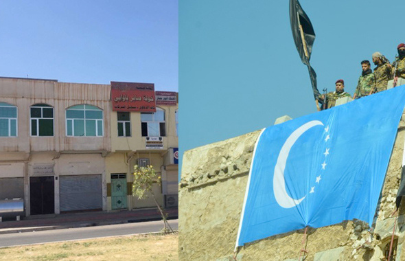 Türkmenler Kerkük'te harekete geçti