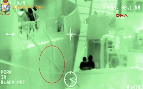 Libya'dan akaryakıt kaçıran şebeke çökertildi