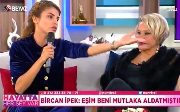 Bircan İpek'ten bomba itiraf! Eşim beni aldatıyor