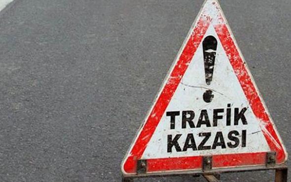 Hopa'da trafik kazası: 2 ölü