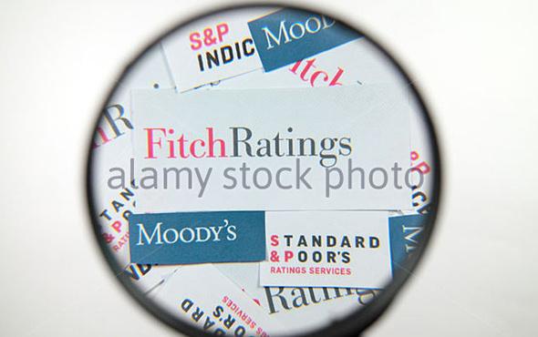 Moody's ve Fitch'ten kritik Türkiye açıklaması