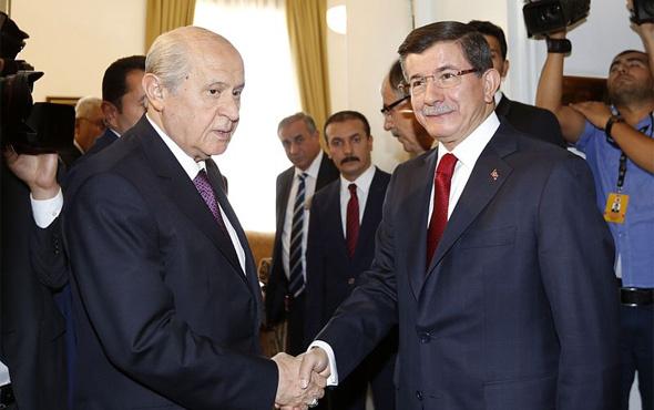 MHP'den Ahmet Davutoğlu bombası: Açıkladığımızda...