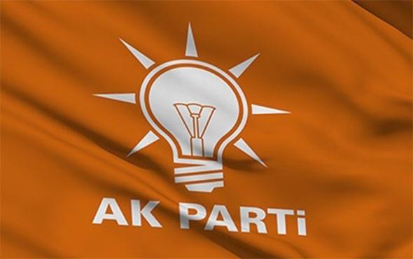 AK Parti'de bir istifa daha! O başkan da gitti