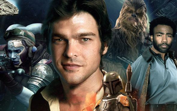 Star Wars hayranlarına müjdeli haber yeni filmin...