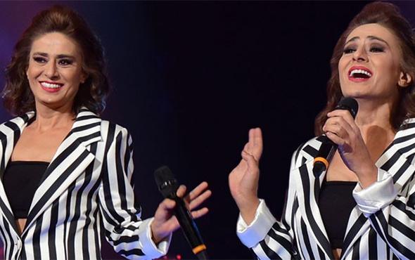 Yıldız Tilbe sevilen şarkısıyla O Ses Türkiye'yi coşturdu!