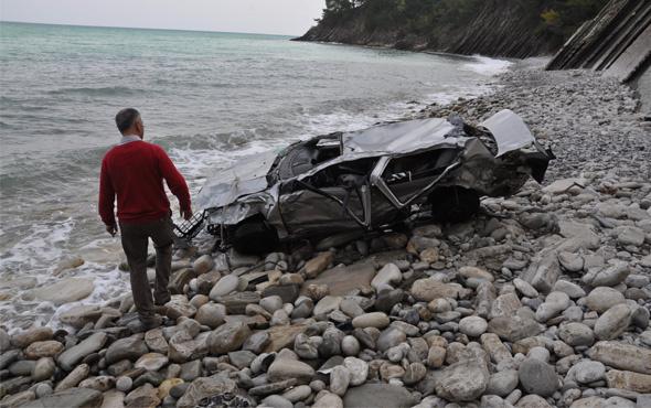 Kastamonu'da trafik kazası: 1kişi hayatını kaybetti