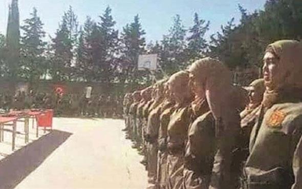 Bomba iddia! TSK, Suriye polisini eğitiyor! İlk mezunlar..