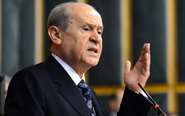 Bahçeli'den bomba sözler: Ver hain Gülen'i alın telefonunuzu