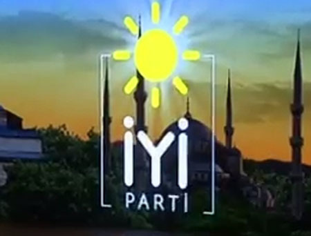 Meral Akşener'in 'İyi Parti'sinin logosu alıntı mı?
