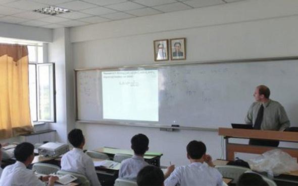 Kuzey Kore harekete geçti akademisyen için aradığı şarta bakın