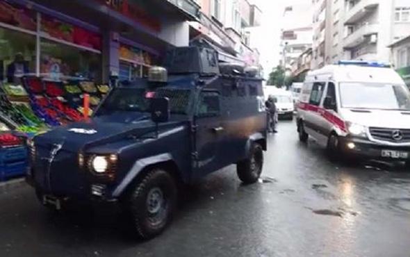 İstanbul'un göbeğinde silahlı çatışma! Ölü ve yaralılar var