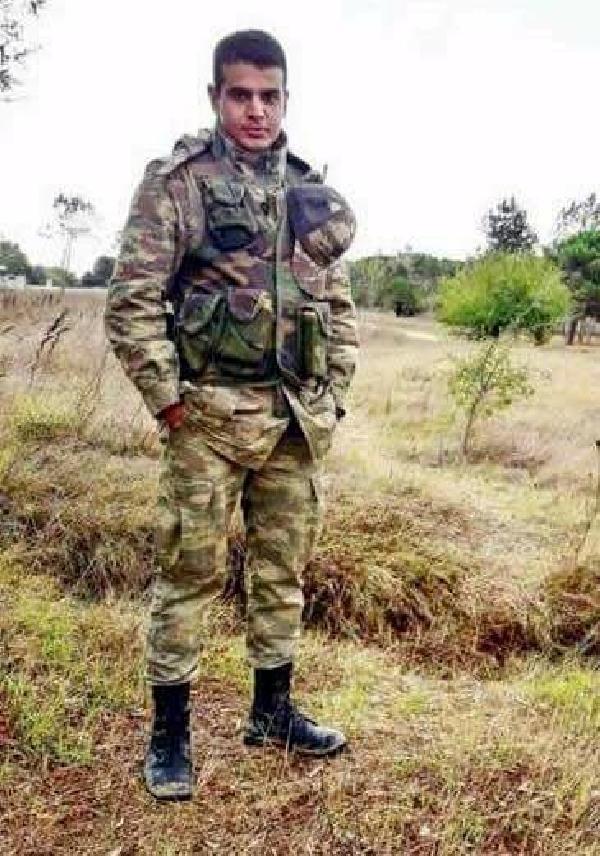 Selde şehit olan askerin söylediği türkü yürek dağladı!
