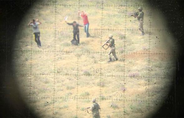 Diyarbakır kırsalında sıcak çatışma! PKK'ya büyük darbe