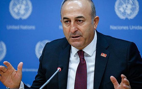 Çavuşoğlu'ndan flaş vize açıklaması!