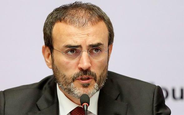 AK Parti sözcüsü Mahir Ünal'dan önemli açıklamalar