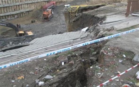 Esenyurt'ta korkutan olay: 12 bina boşaltıldı!