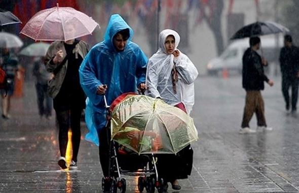 İstanbullular dikkat! Meteorolojiden sağanak yağış uyarısı