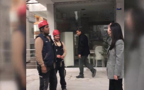 Bakan Jülide Sarıeroğlu'ndan inşaat işcilerine güvenlik uyarısı