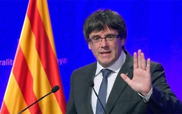 Katalonya lideri Belçika'ya mı sığınıyor? Sıcak gelişme...