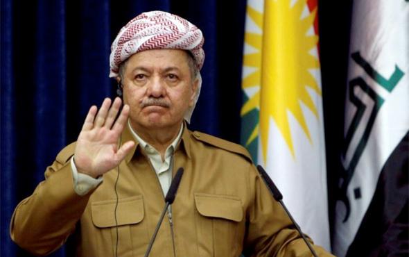 Barzani'nin istifa sonrası Meclis'te silah sesleri