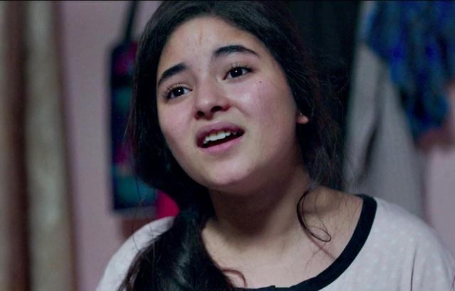 Aamir Khanın Yeni Filmi Secret Superstardan Ilk Fragman Internet