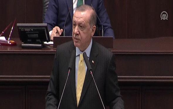 Cumhurbaşkanı Recep Tayyip Erdoğan'dan faiz uyarısı!