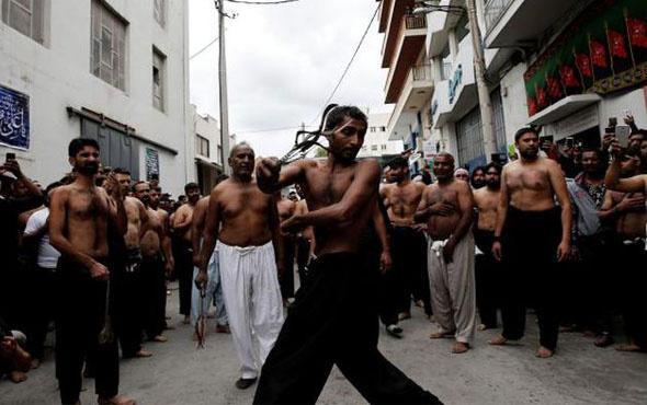 Yunanistan'da Kerbela anması