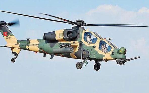 ATAK helikopterinin daha ağır daha atak olanı geliyor
