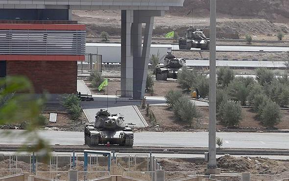 İran'dan flaş sınır kapısı hamlesi Reuters geçti